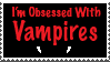 Vampire Obsession by pillywiggin