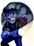 Luigi's Mansion - Luigi
