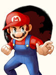 Super Mario Bros. - Mario