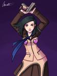 Persona 2 - Maya Amano