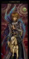 Capricorn - The Principal by caleyndar