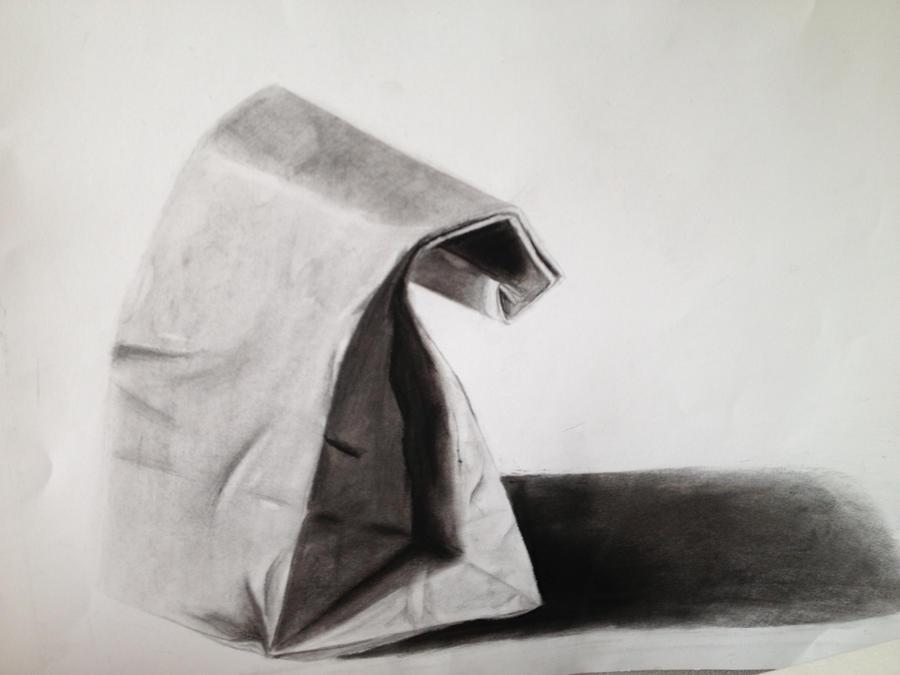Paper Bag by xXAshhXx