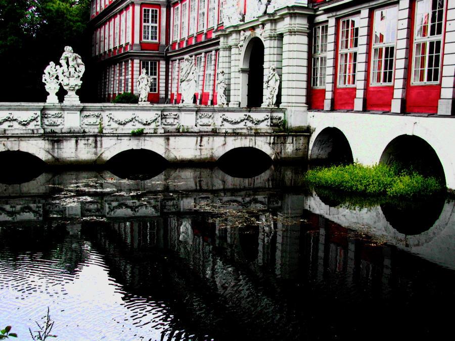 castle of Wolfenbuettel by knueppel