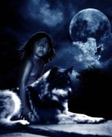 Mowgli by Felineora