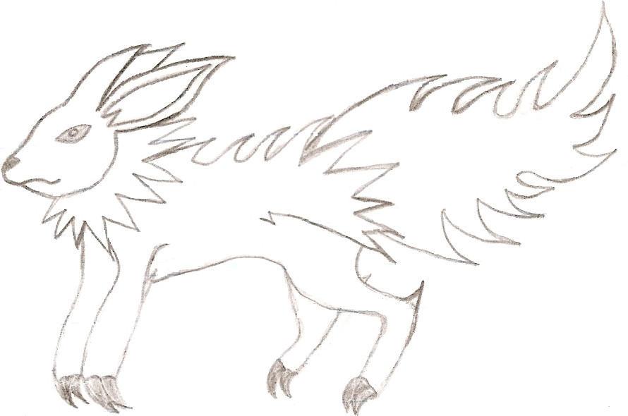 New Eevee Evolution-Rockeon
