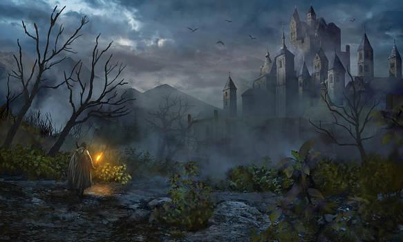 Absent castle