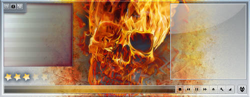foobar2000 death metal deisgn