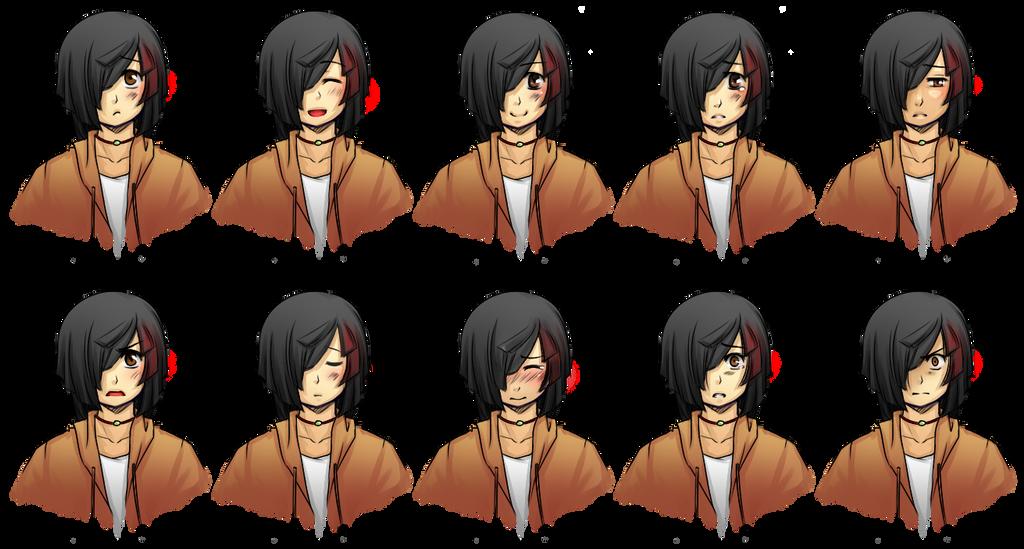 MM: Miwa Expressions 1 by kidoairaku