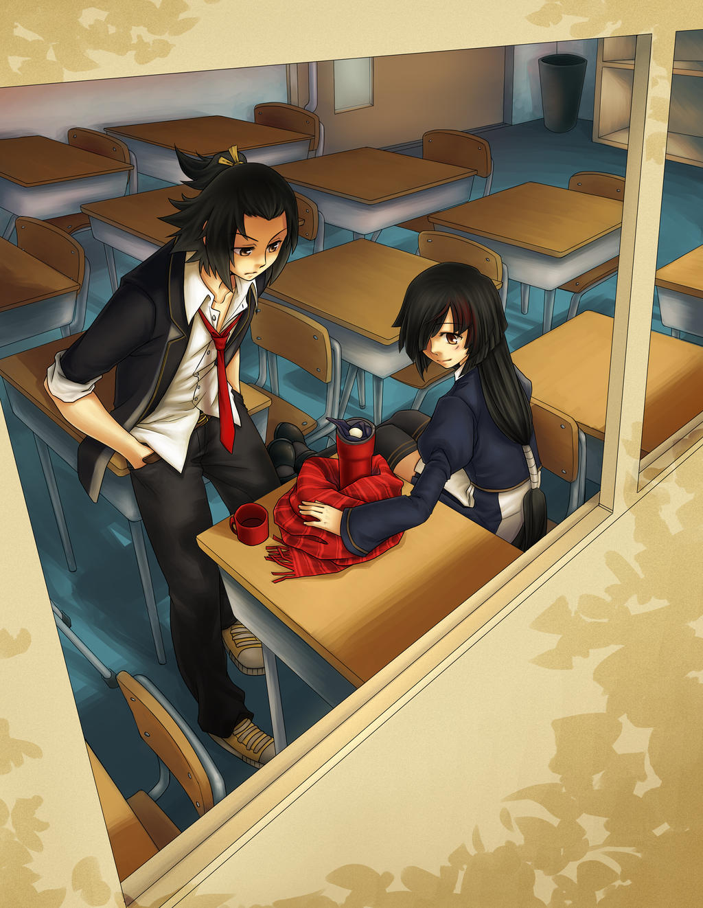 MM: Hatchling by kidoairaku