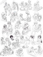 MM: RP Doodles #2 by kidokaproject