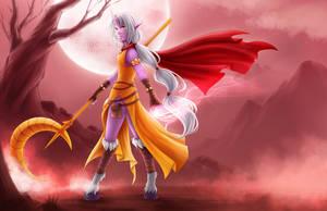 Soraka the Starchild
