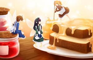 Breakfast with Fairies