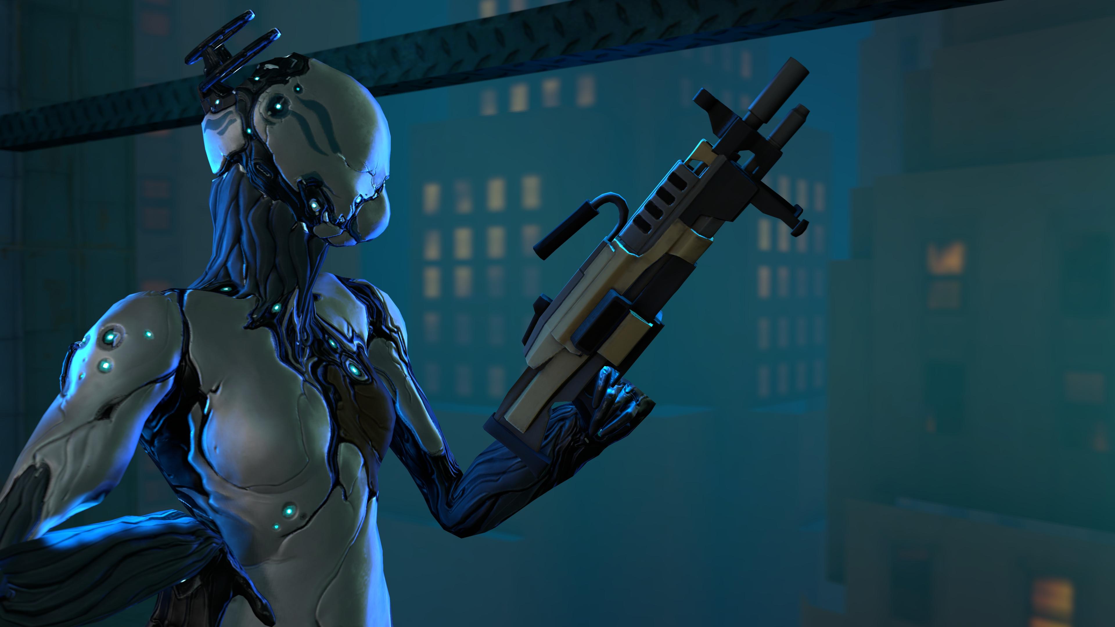 Nova Warframe [SFM] Warframe: Nova b...
