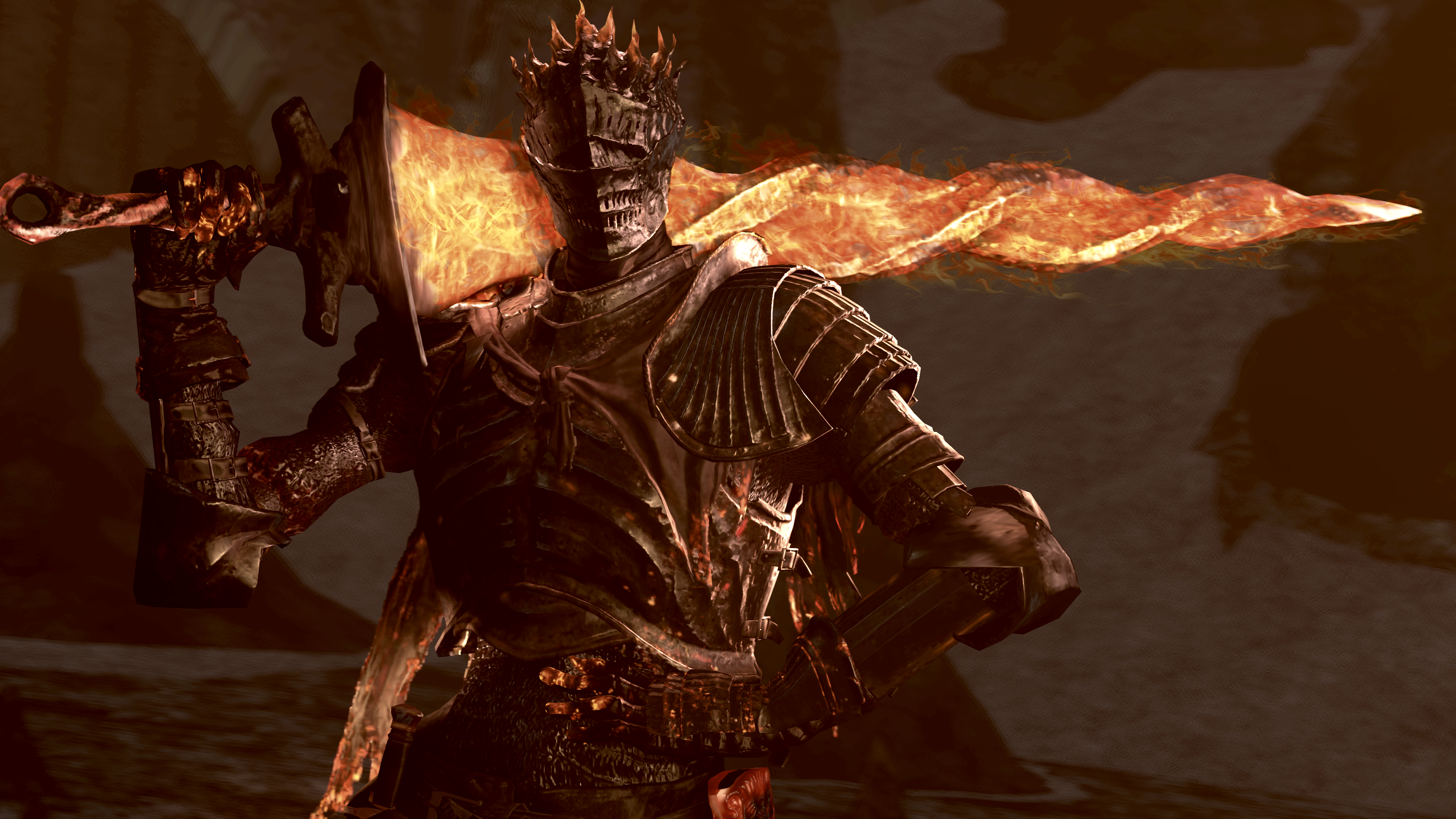 Soul Of Cinder Fan Art: Dark Souls 3: Soul Of Cinder By Felix5314 On DeviantArt
