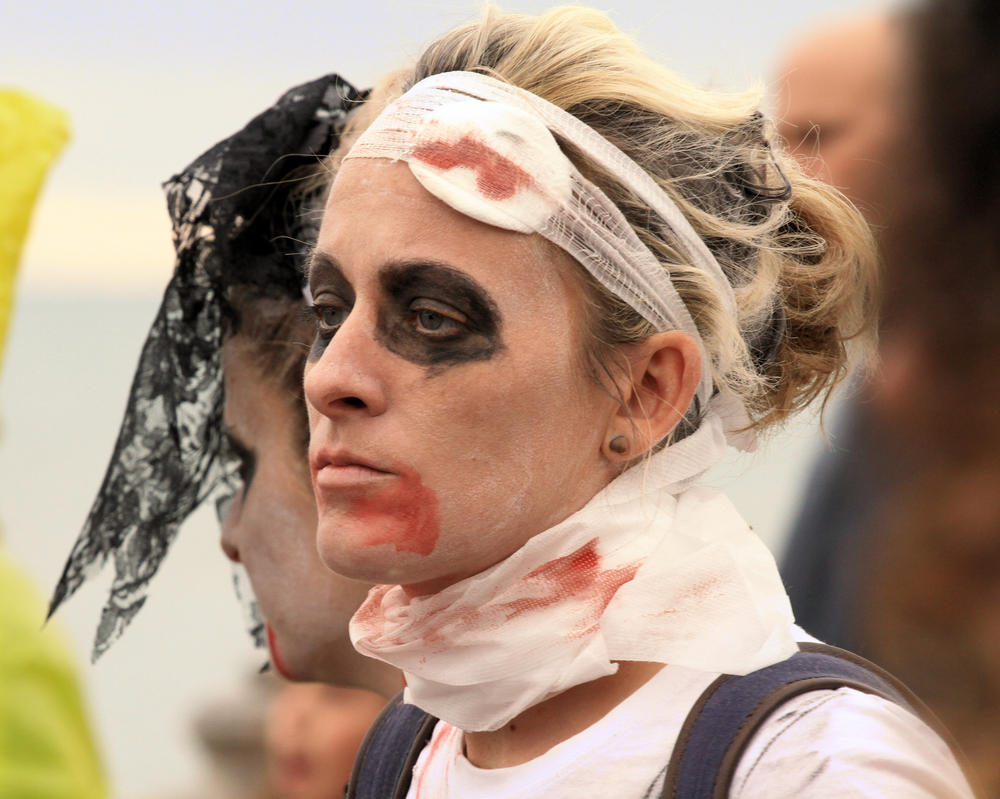 Zombie by Tiger--photography