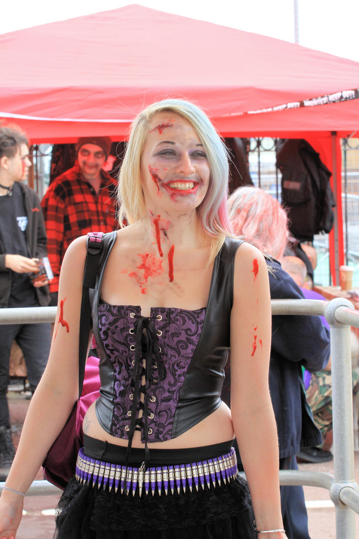 Happy Zombie by Tiger--photography