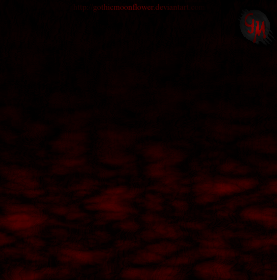 I Gothic Background In Silky Red With Faded Black By GothicMoonflower
