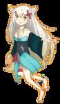 Goddess Yoruni by beartachi