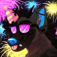 2019 New Year Pic by Nocturnexs
