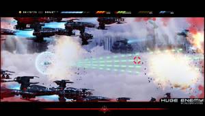 HUGE ENEMY - WORLDBREAKERS  - Zoom boy attacks C by HugeEnemy