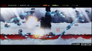 HUGE ENEMY - WORLDBREAKERS   -LVL2 GAMEPLAY b by HugeEnemy