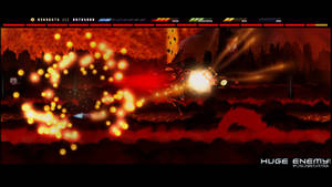 HUGE ENEMY - WORLDBREAKERS -RED BARON BOSS LVL4 c by HugeEnemy
