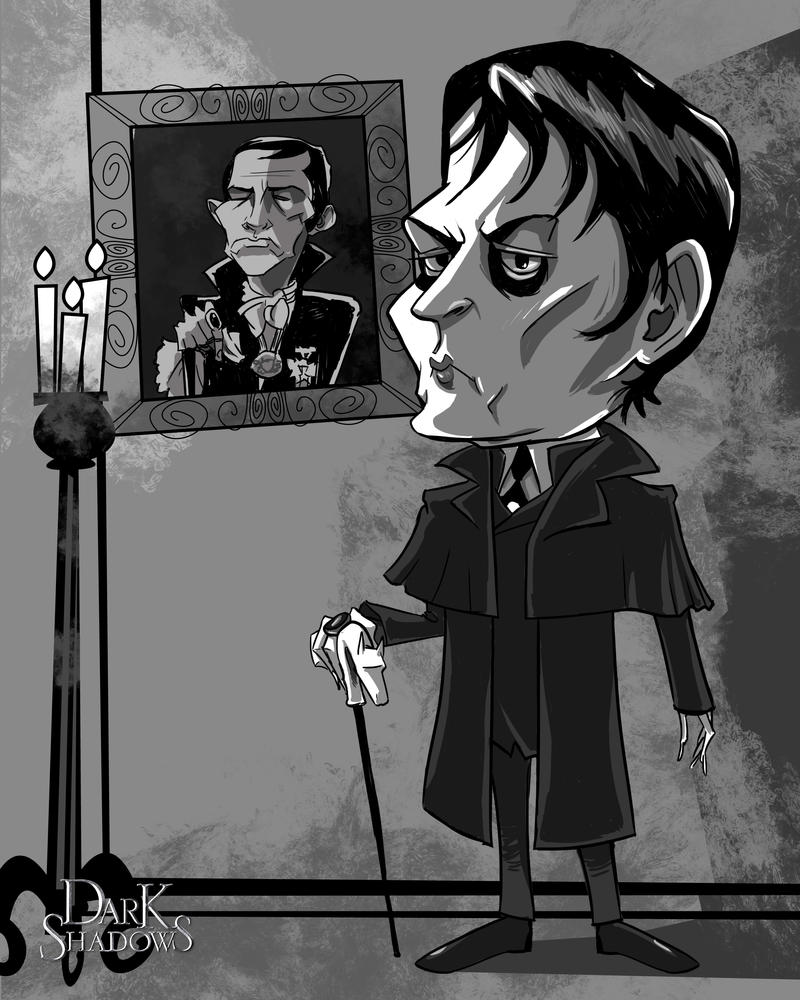 The Two Barnabas Collins by Studion8