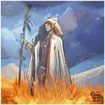 Warm-up: Wind White Witch