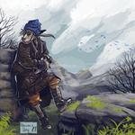 Bothan Spy by NumenSkog