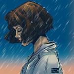 A little fall of rain