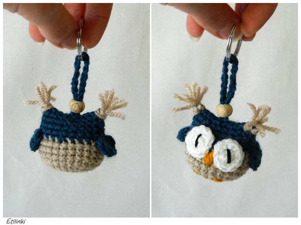Free crochet owl amigurumi pattern - Amigurumi Today   750x1000