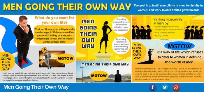 Men Going Their Own Way