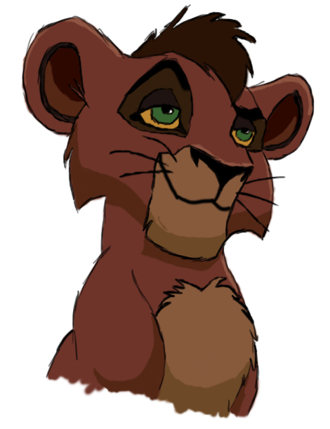 Lion king kovu - photo#21
