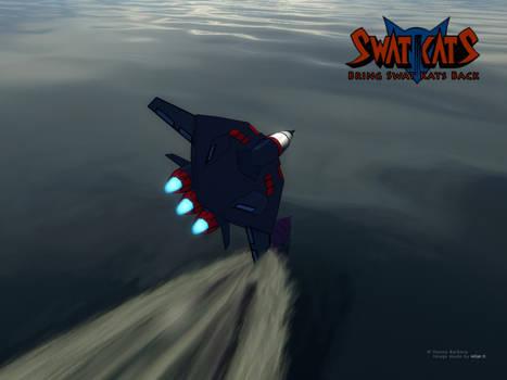 Swat Kats TurboKat by Milan-R