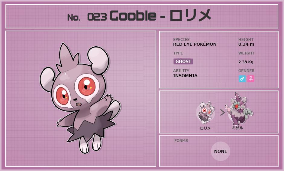 023 Gooble by CrisFarias