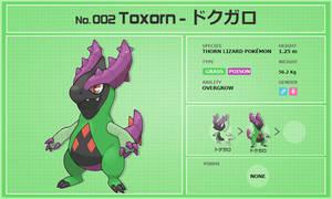 002 Toxorn by CrisFarias