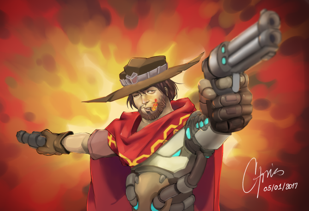 Its High Noon by CrisFarias