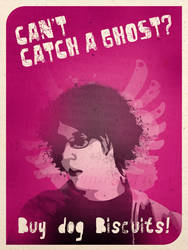 Can't catch a ghost? by Helixa