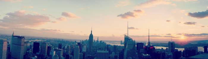 Top Of The Rock by Helixa