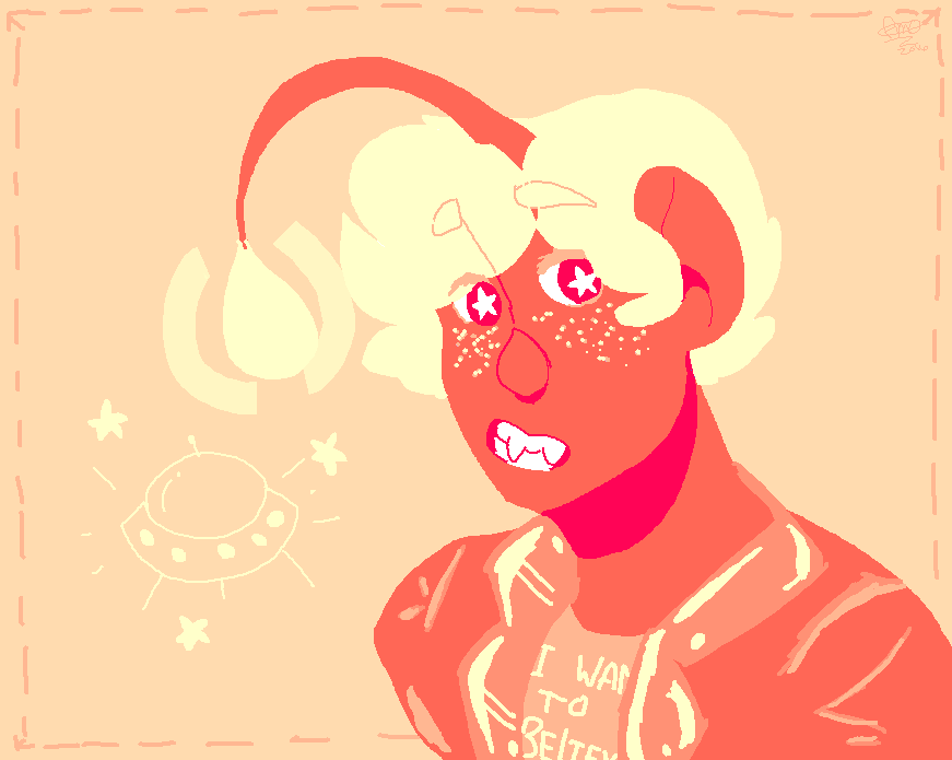 Star Sailor by darlingdeers