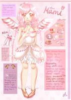 Mami Character Info Sheet by Haremi