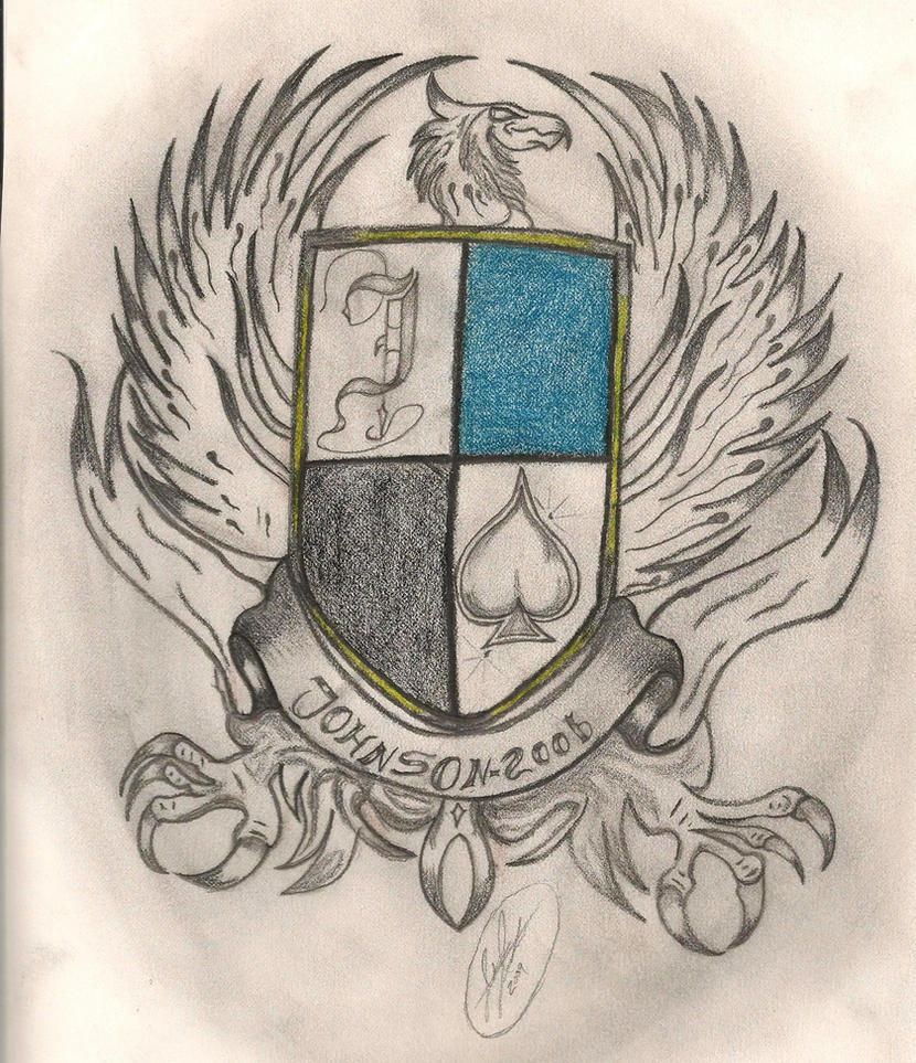 My family crest i made up by spade27 on deviantart my family crest i made up by spade27 buycottarizona Image collections