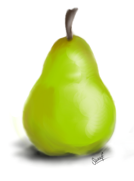 pear by Sarickbanana