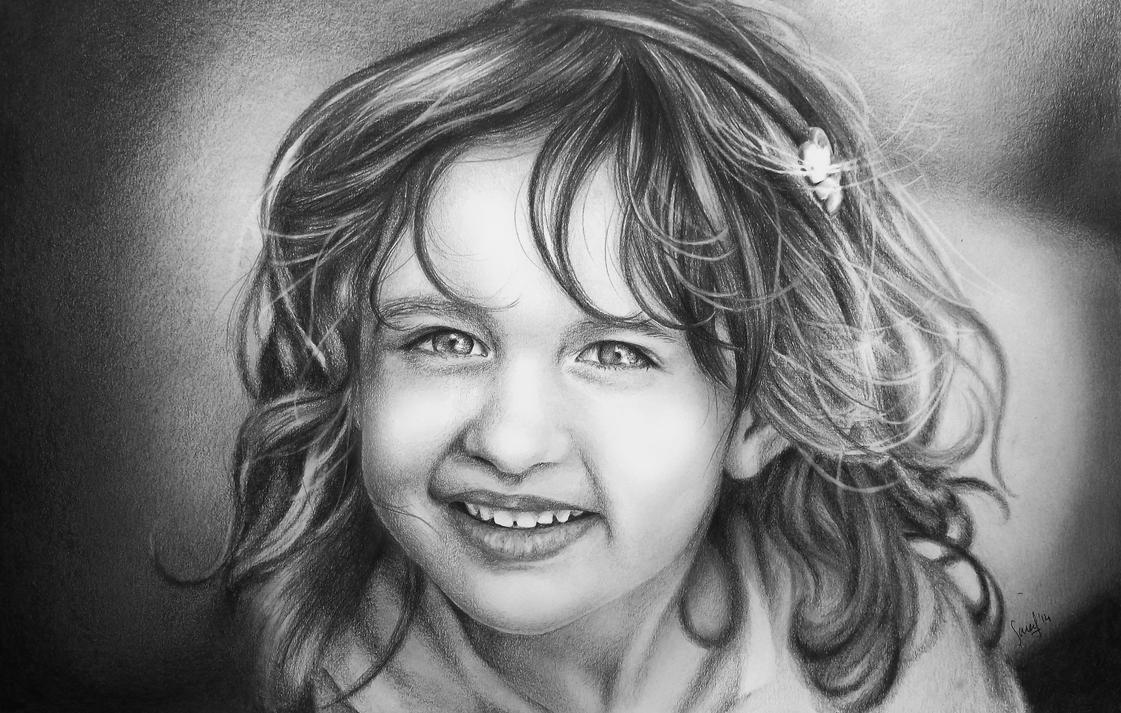 Little Girl by Sarickbanana