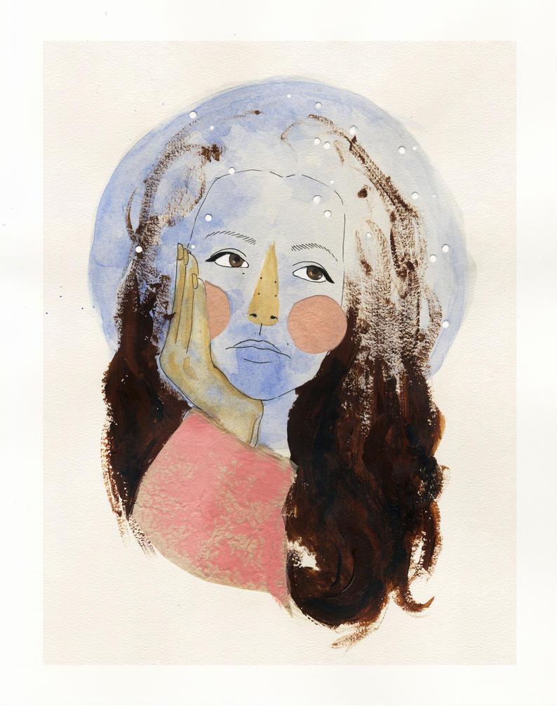 Self Portrait by Sarickbanana