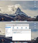 Ubuntu-MATE elementary OSX desktop - IV 2016