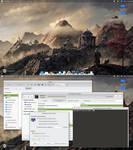 Desktop screenshot - november 2018