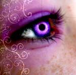 Galaxy Swirl Eye