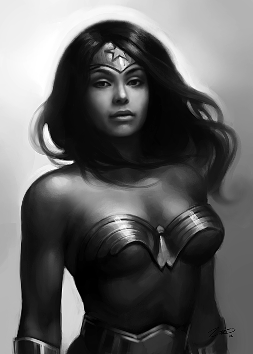 Wonder Woman by LaElizO