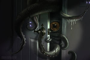 Night Time Horror by LeoNeal-CP